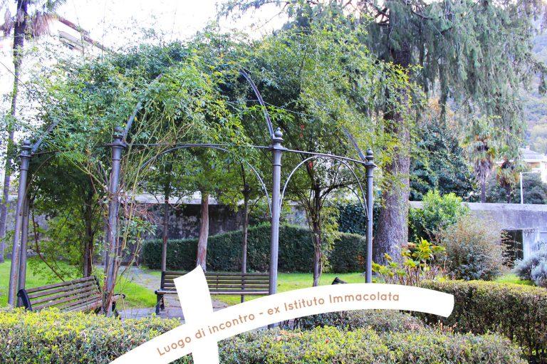 giardino Ex Istituto Immacolata Chiavenna