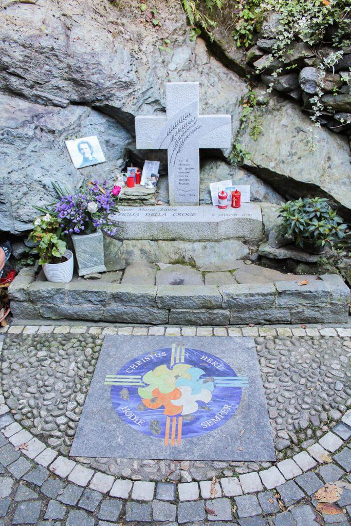 Luogo del martirio di Suor Maria Laura oggi meta di pellegrinaggio