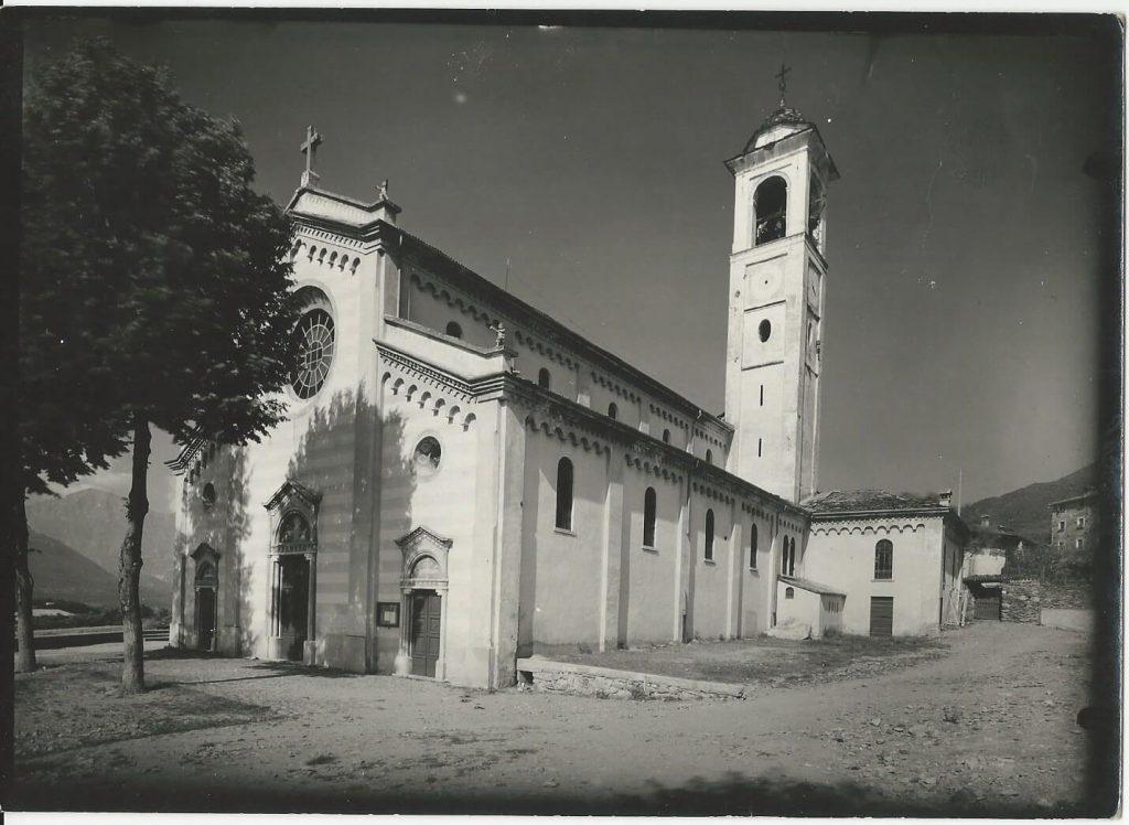 La Chiesa di San Bernardino ai tempi di Suor Maria Laura Mainetti