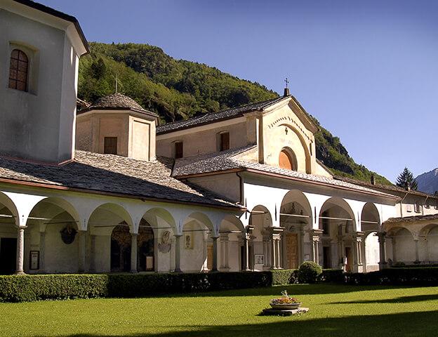 Collegiata di San Lorenzo a Chiavenna