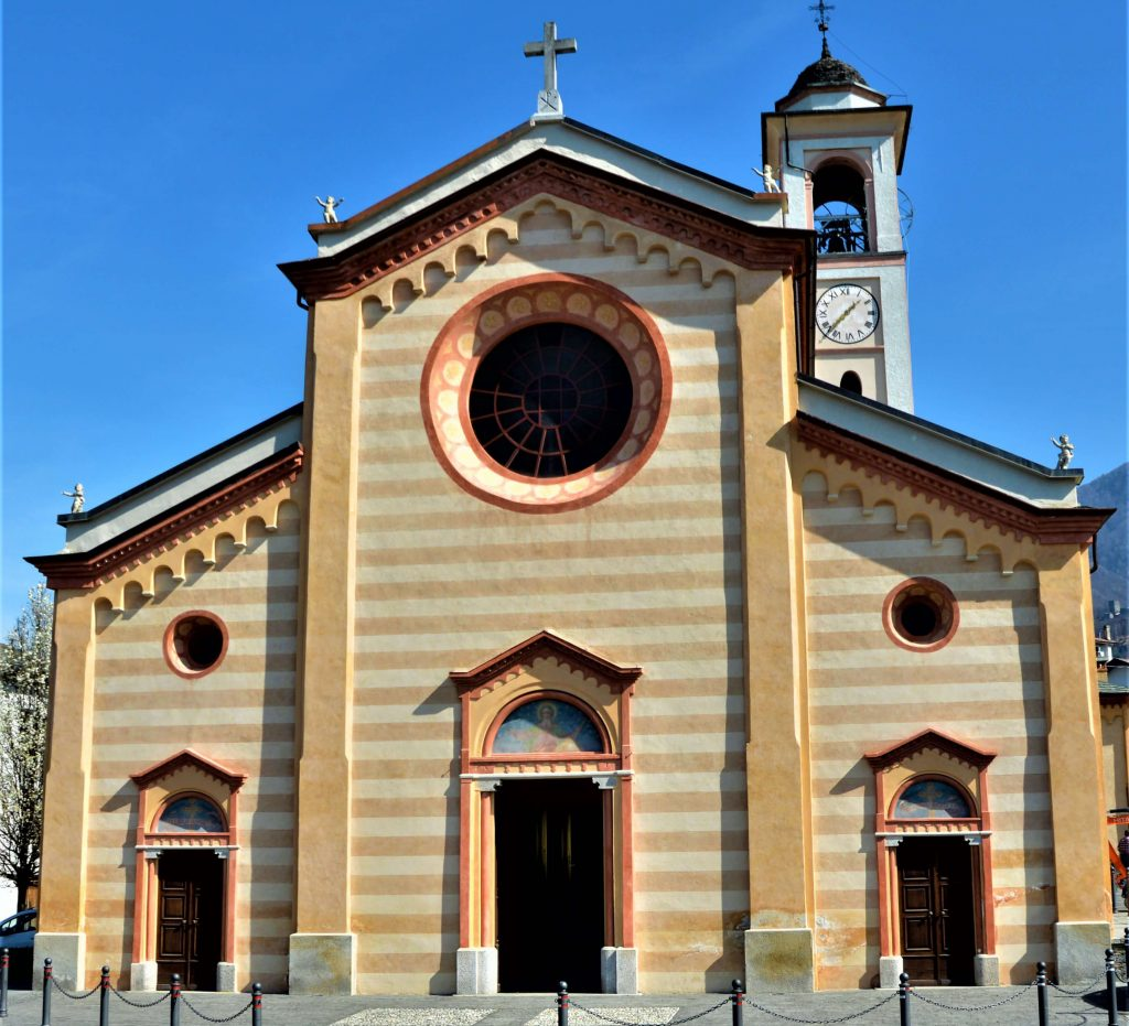 Chiesa di San Bernardino a Villatico oggi