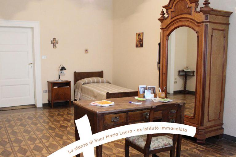 La stanza di Suor Maria Laura - Ex Istituto Immacolata Chiavenna