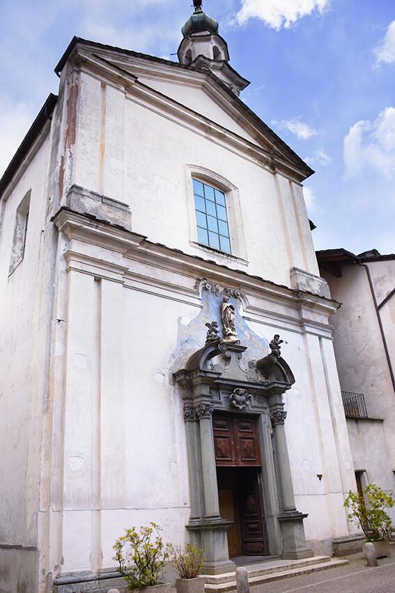 Chiesa di Santa Maria a Chiavenna